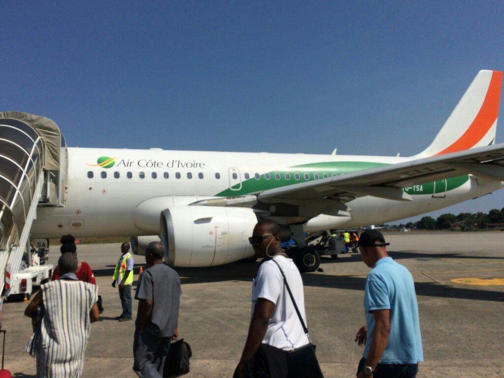 Sierra Leone, Cote d'Ivoire vow to strengthen ties, as Air Cote D'Ivoire re-launches - Politico SL News