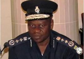 Francis Munu, Inspector General of Police
