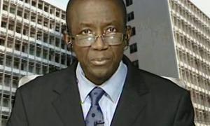 Dr Abubakarr Fofana, health minister