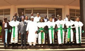 ECOWAS Court Judges