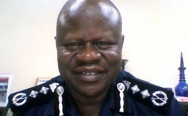 Francis Munu, Inspector General of Sierra Leone Police
