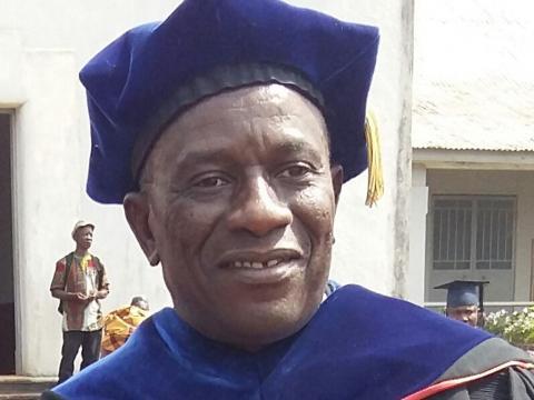 Dr Samba Moriba