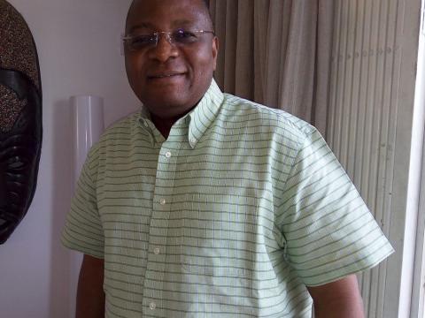 Prof Ousman Sankoh